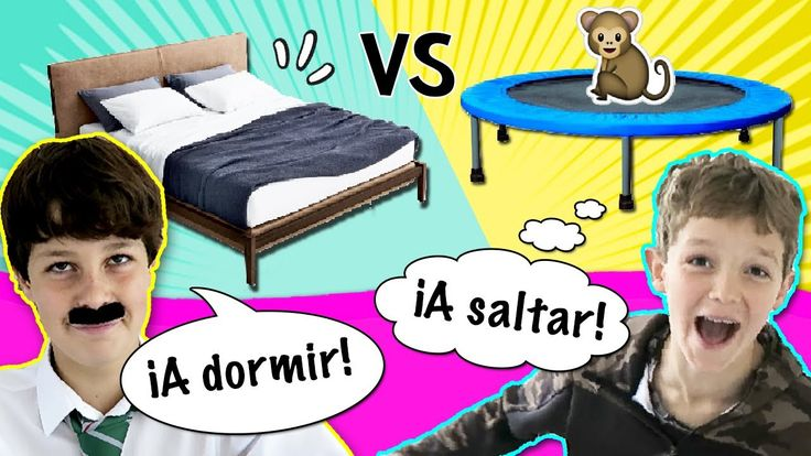 Lo que ven LOS ADULTOS vs Lo que ven LOS NIÑOS (Parodia) * The FLOOR is ...