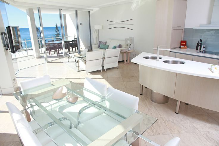 3 Bedroom Suite at Oceans Mooloolaba