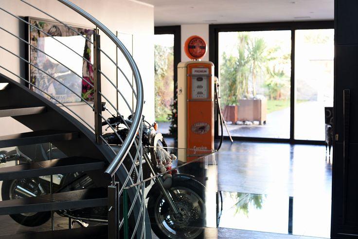 Le salon de my maison de prestige à Bordeaux, France