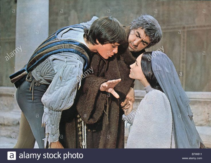 Download this stock image romeo and juliet year 1968