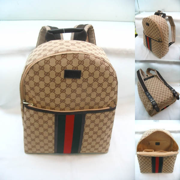 Gucci fashion mens Backpack 100% low price seller :wish