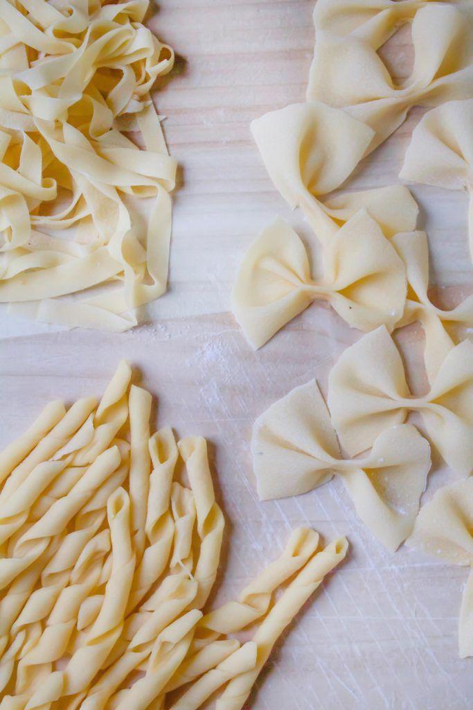 makaron pasta fresca fresh pasta eggs flour 00