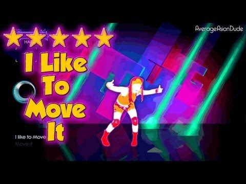 Just Dance Greatest Hits - I Like to Move It (Radio Mix) - 5* Stars