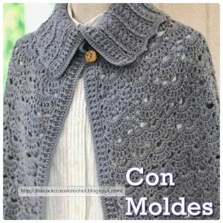 Delicadezas en crochet Gabriela: Mañanita