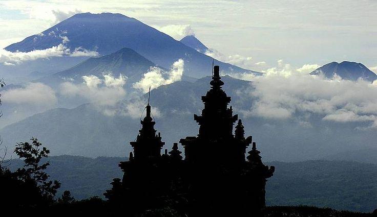 Gunung Ungaran, Indonesia