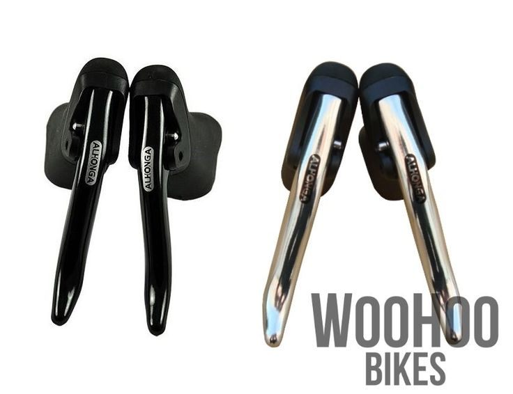 ALHONGA HJ-272QA Road Bike Brake Levers, Fixie, Fixed Gear Bicycle Brakes, Set | eBay