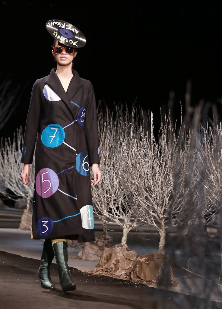 Vietnam Fashion Week FW16 - Ready to wear. Designer: Chula. Photo: Cao Duy