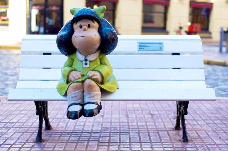 La Mafalda, Buenos Aires, Argentina