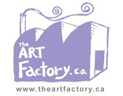 Logo design by theARTfactory.ca