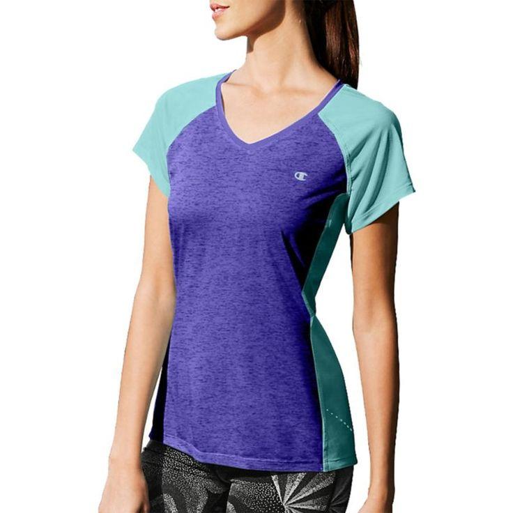 Champion Women's Marathon T-Shirt, Size: Medium, Green