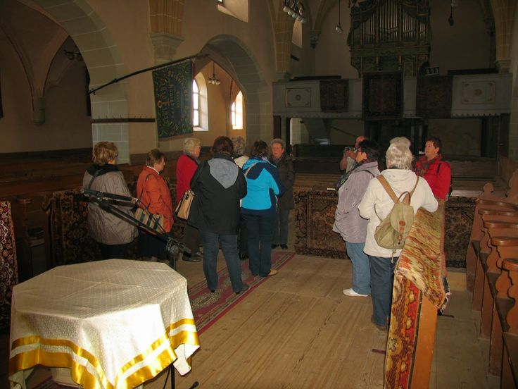 Most memorable Romanian tours ~ Romania Tours Singing in a church, a wonderful moment!