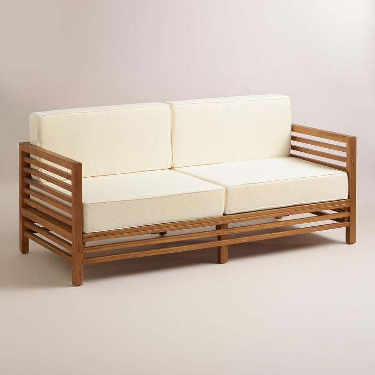 Wood Praiano Outdoor Occasional Bench. Best 25  Acacia wood furniture ideas on Pinterest   Acacia wood