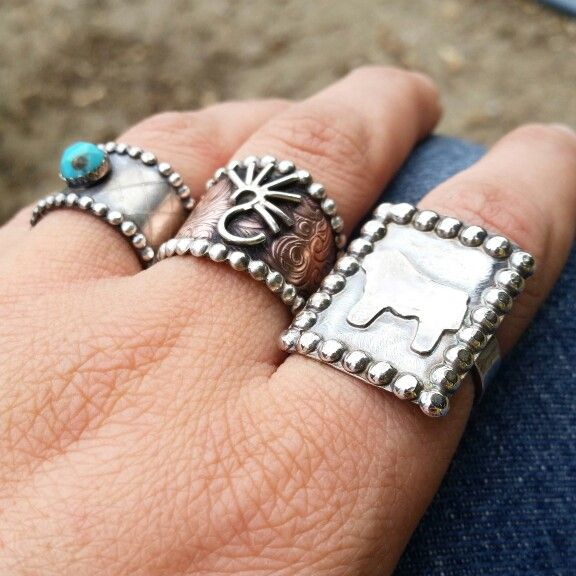 Custom Western Jewelry By The Classy Trailer On Fb And