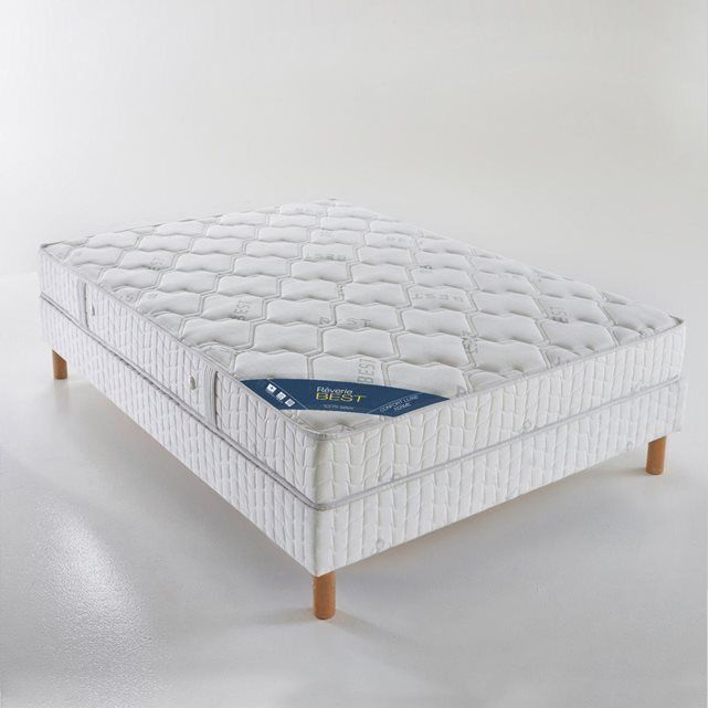 Matelas latex confort luxe ferme, haut. 21 cm