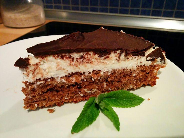 Až potkáte někoho, kdo vám bude odpírat sladkosti, říkat, že budete tlustí - ukrojte si velký kus dnešního dortu, ať kouká. Žádná mouka, cukr ani máslo.