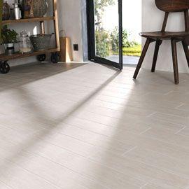 castorama carrelage sol blanc lam 12 5 x 50 cm cosy pinterest. Black Bedroom Furniture Sets. Home Design Ideas