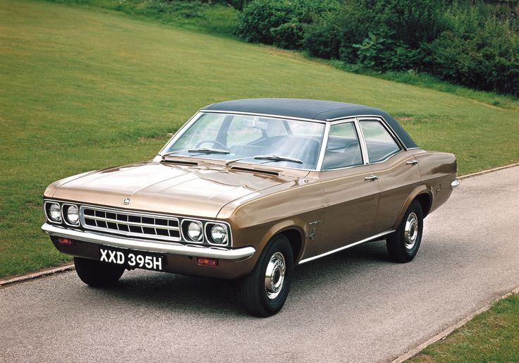 Vauxhall Ventora, 1968 this was my second car huge custom wheels side pipes and polished to death, loved that car