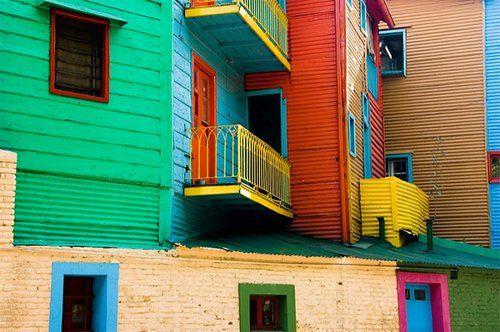 kleur, kleur en nog meer kleur