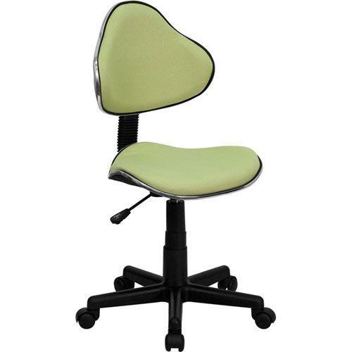 Avocado Fabric Ergonomic Swivel Task Chair #ergonomics