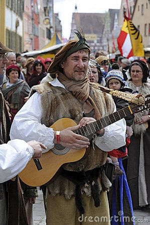 Middle ages festival
