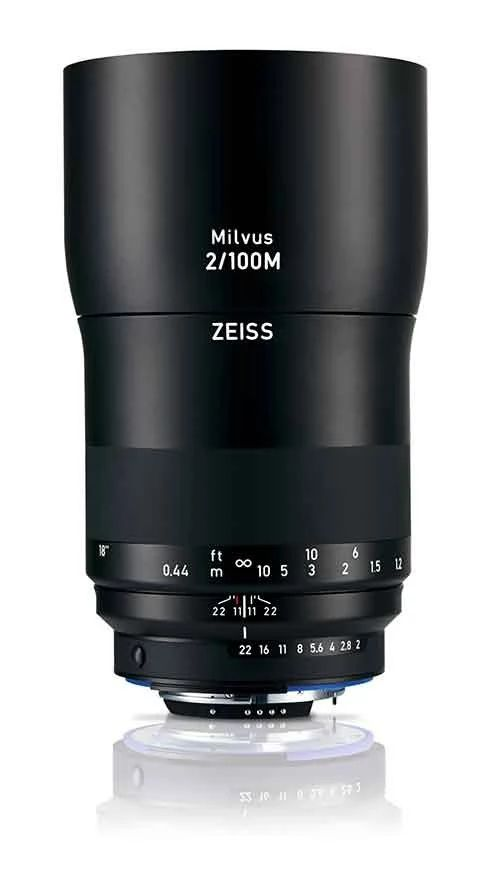 ZEISS Milvus F/2M 100mm ZE Lens for Canon The ZEISS Milvus 2/100M of the type ZEISS Makro-Planar is currently the fastest 100 mm macro lens on the marke... - Ali Express - Google+
