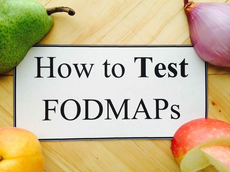 Testing FODMAPs: How does the re-introduction phase work?