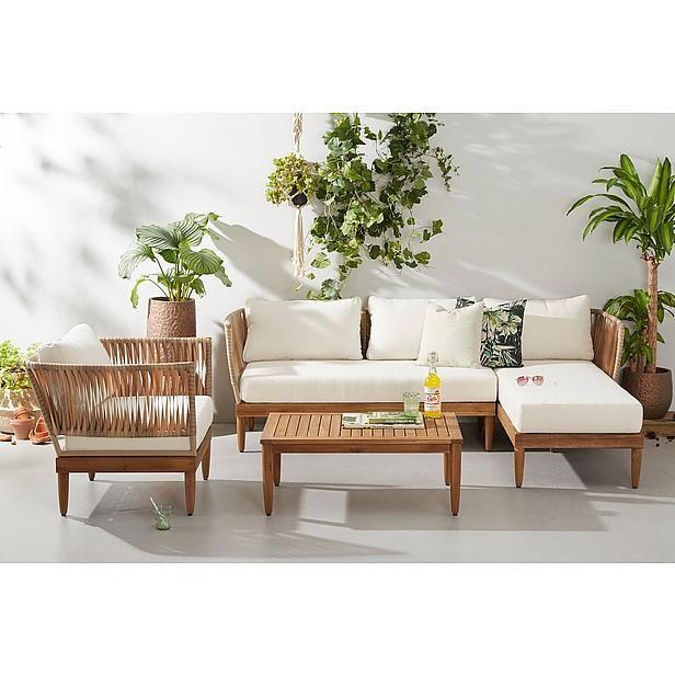 whkmp's own Bali loungeset met fauteuil Bali? Bestel nu bij wehkamp.nl 929,-
