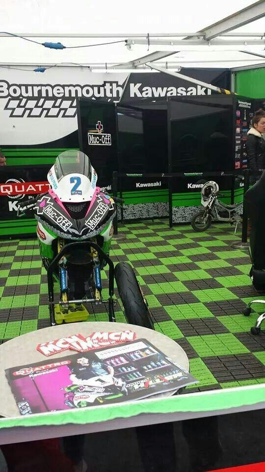 James Hillier's Bournemouth Kawasaki