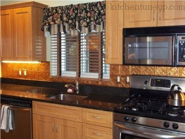 7 best Backsplashes images on Pinterest | Granite kitchen ...