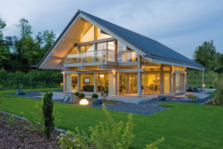 Huf haus 03 pinterest for Home node b architecture