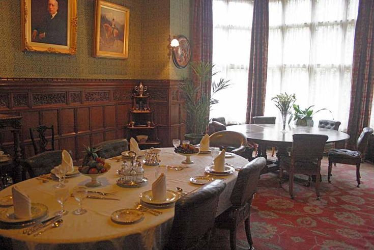 The Dining Room, Cragside