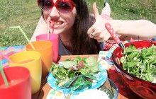 Toque Chef – Recettes gourmandes pour un pique-nique estival (avec Florette !)