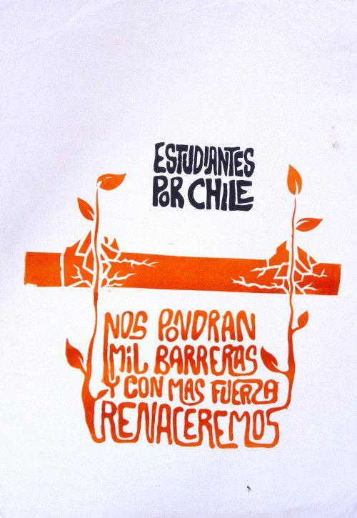 40 años Afiche Político en Chile   2006 – 2011
