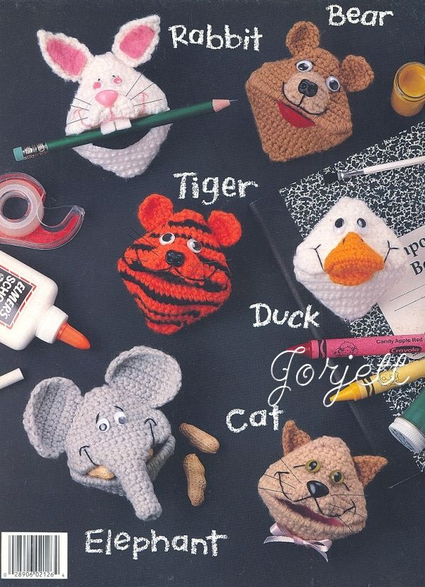 Free Plastic Canvas Patterns Downloads | Plastic Canvas Squeezies Pattern Free