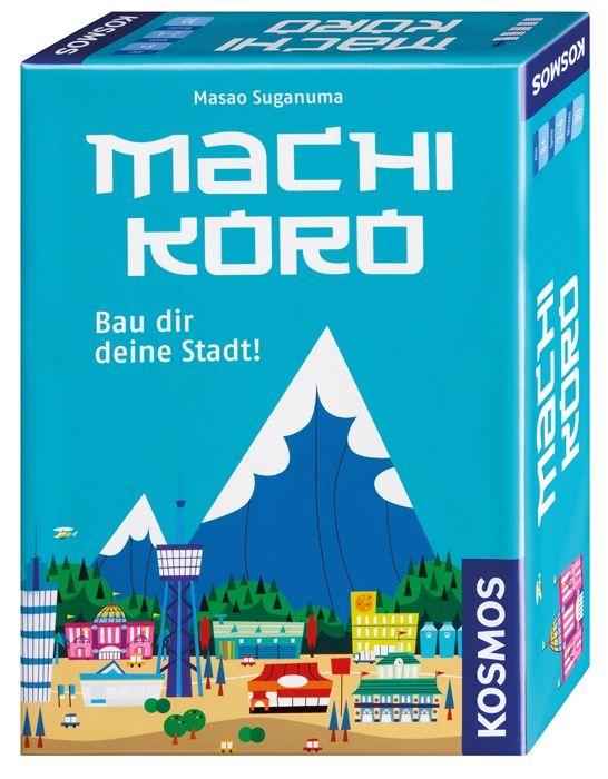 Machi Koro Spiel des Jahres 2015