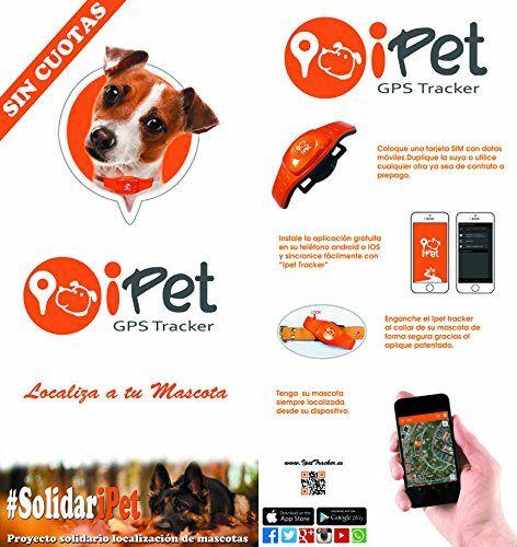 Petrek Advanced GPS Pet Tracker   Dog Gadgets Store
