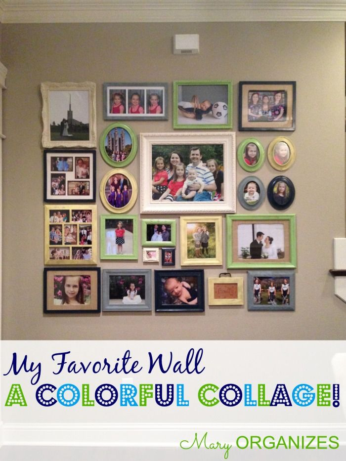 Best 25+ Wall collage frames ideas on Pinterest