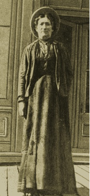 Calamity Jane in later years.