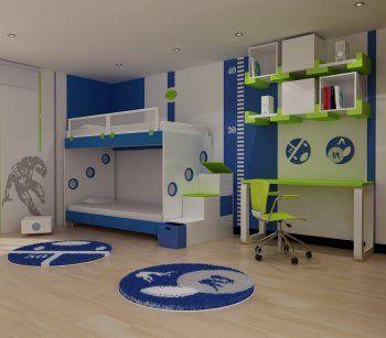 17 best images about cuarto on pinterest childrens - Habitaciones infantiles de ninos ...