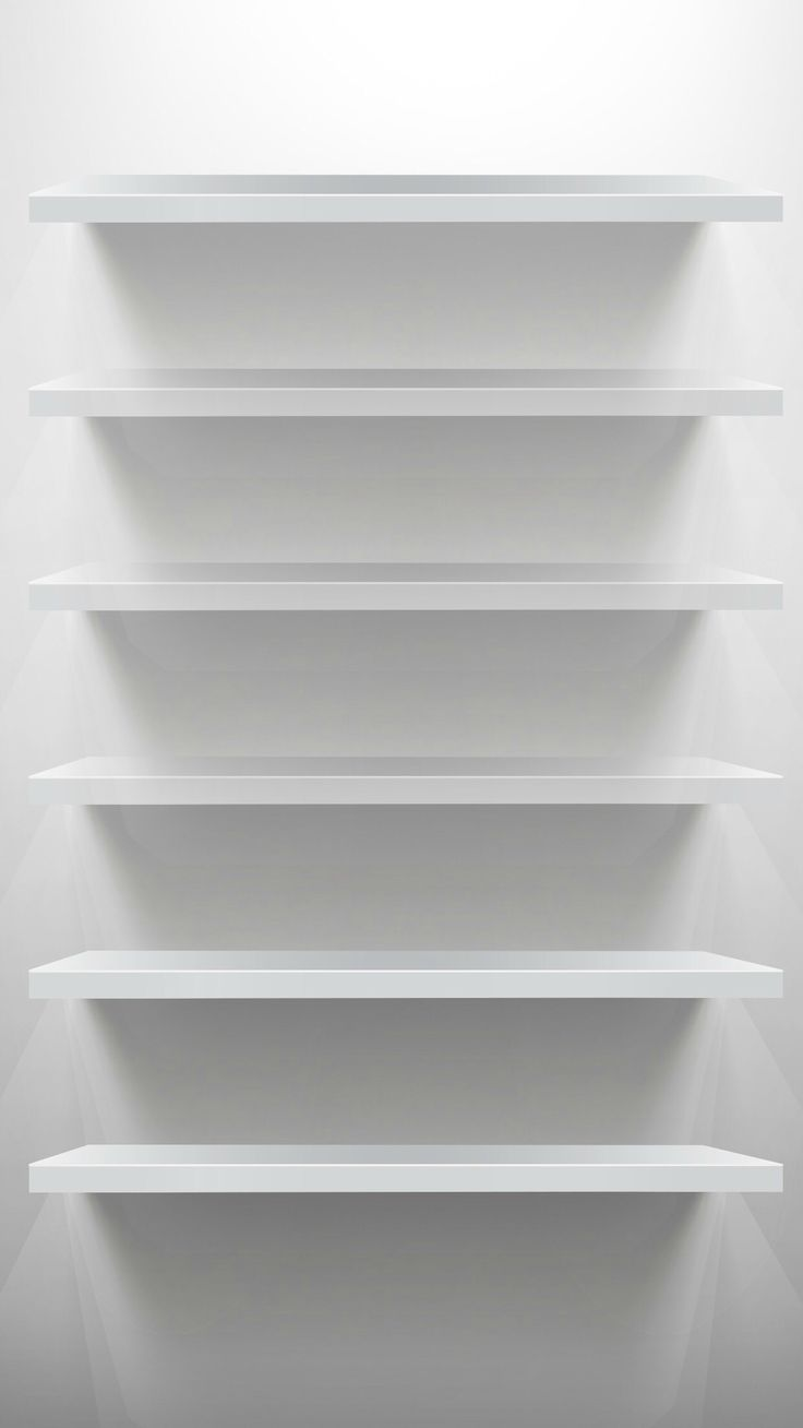 10 Creative Shelves Wallpapers for the iPhone 6 Plus! - Album on Imgur