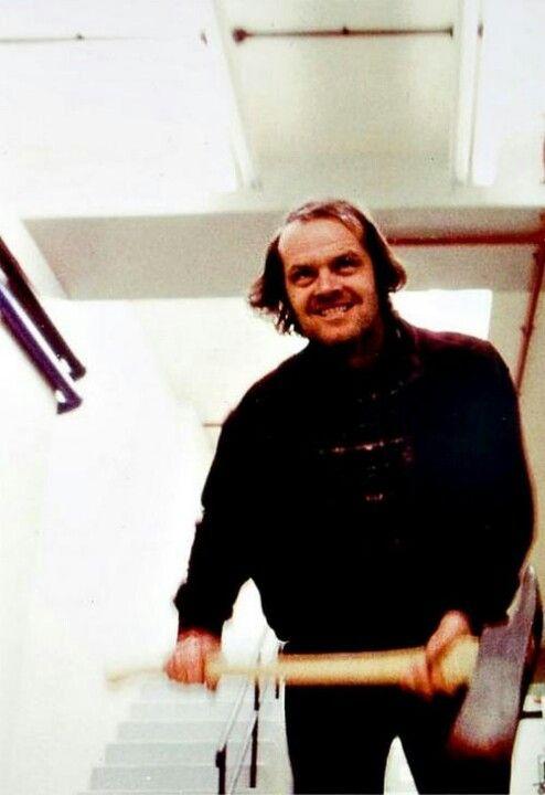 Jack Nicholson - The Shining