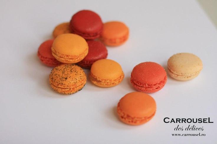 #Macarons de arome exotice.