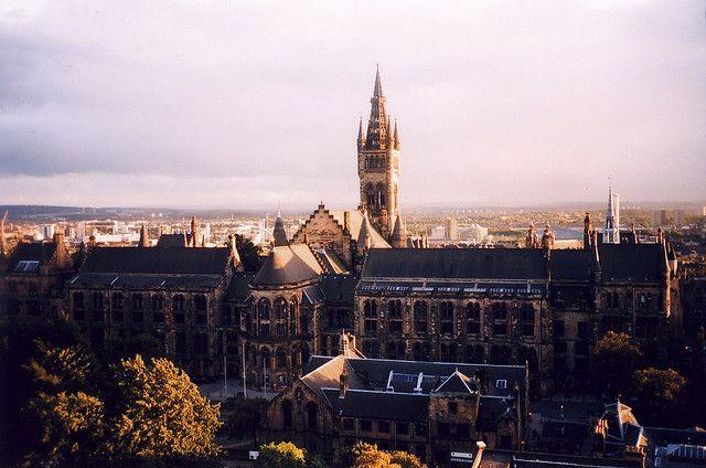Geology glasgow universities list