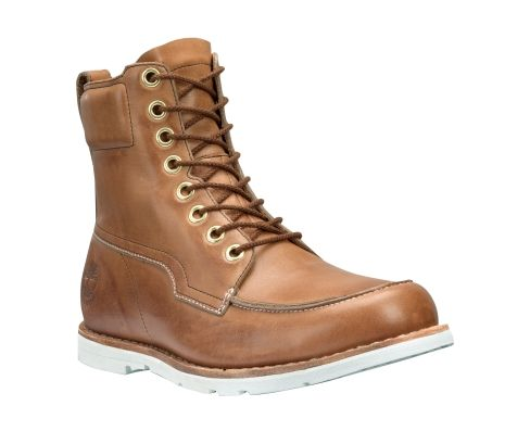 Men's Earthkeepers® Rugged 6-Inch Moc Toe Boots. Timberland