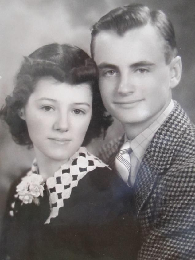 California couple shared birthday and funeral, died after 75 years of marriage - NY Daily News