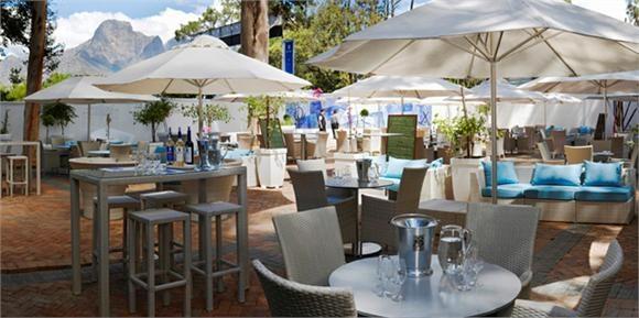 Boutique Franschhoek wine estate, Allée Bleue