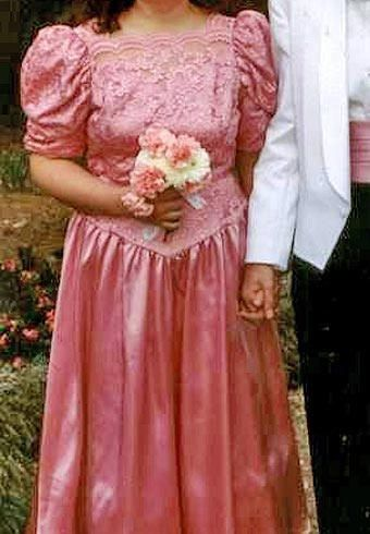 Curiosities: Ugly Bridesmaids' Dresses