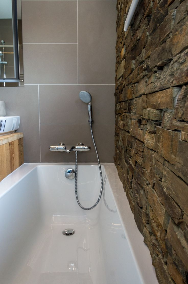 Grohe battery and real stone connection