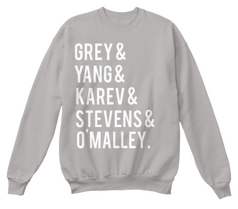 meredith grey, alex karev, cristina yang, george omalley ...