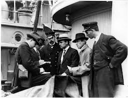 The Conservative Premier of British Columbia, Richard McBride, made a statement that the passengers would not be allowed to disembark, and then Prime Minister of Canada Sir Robert Borden decided what to do with the ship